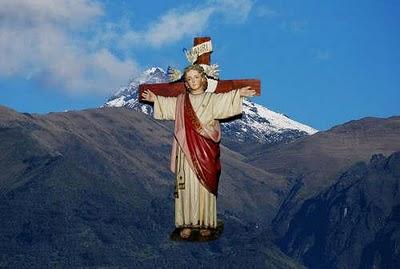 El Niño Jesús de la Cruz del Pichincha