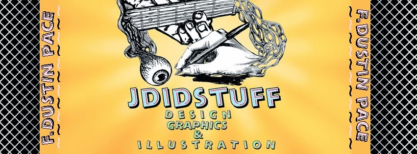 JDiDStuff Illustration and Design (F. Dustin Pace)