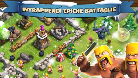 Porta il tuo clan alla vittoria clash of clans un gioco for Costruisci il tuo gioco online di casa