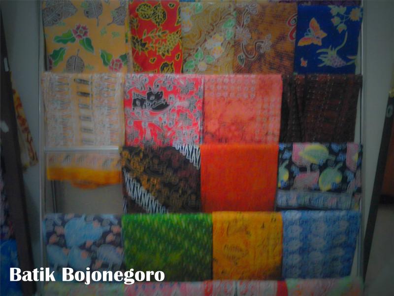 Wawancara Dengan Pengusaha Batik BOJONEGORO