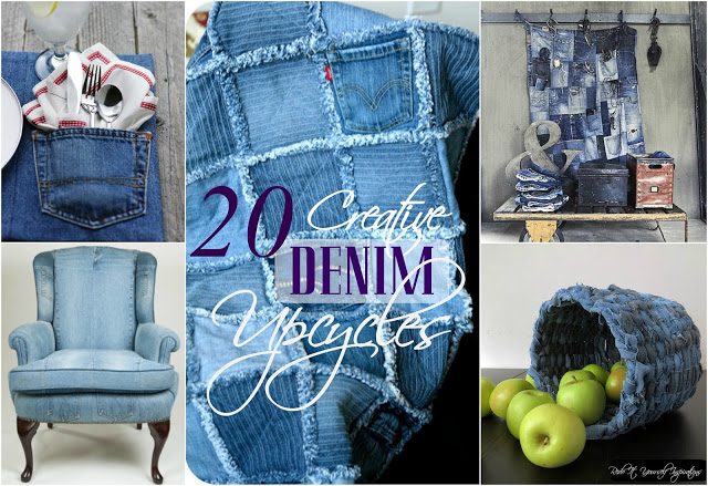 Repurposing Denim