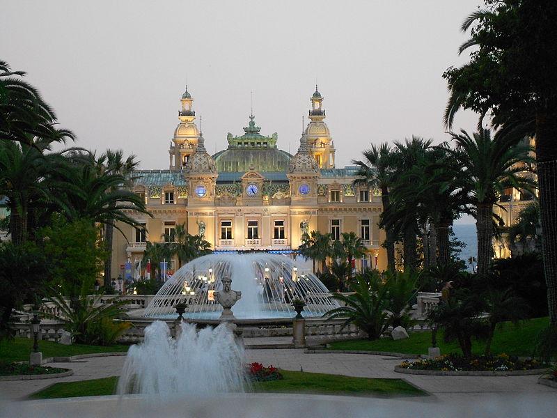 Monte Carlo Casino Z.graber