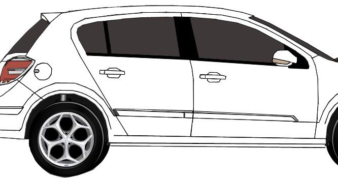 Carlos Desenhos Of Cars Vectra Gt