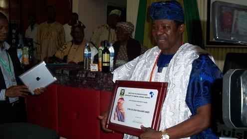 ksa award university of ibadan