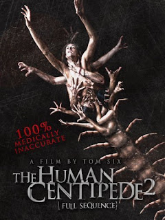 A Centopéia Humana 2 – Legendado