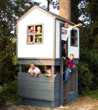 Garage sheds perth pole barn prices installed two story for Playhouse with garage plans