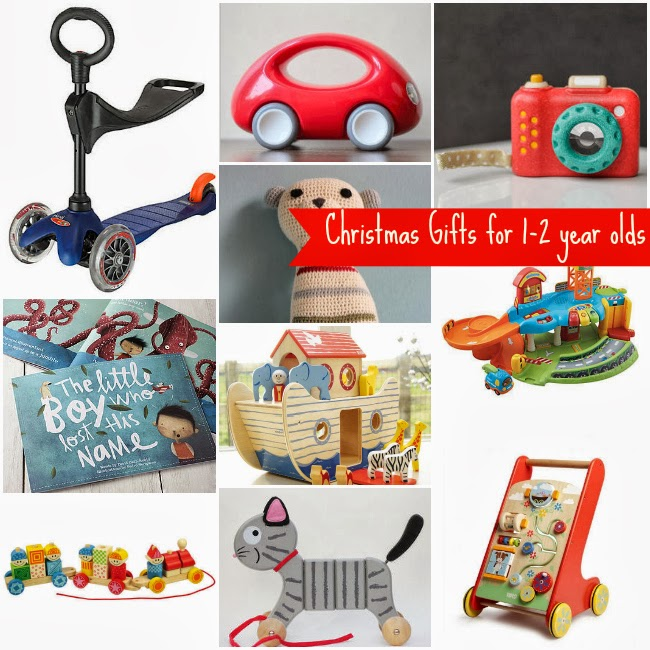 Christmas Gifts for 1-2 year olds