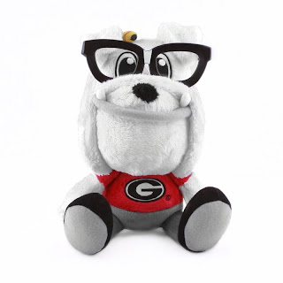 Georgia Bulldogs NCAA Study Buddy