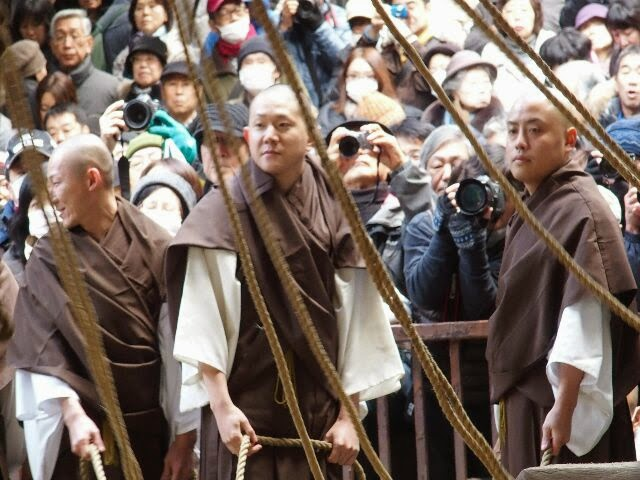 こちらは子綱の僧侶16人。