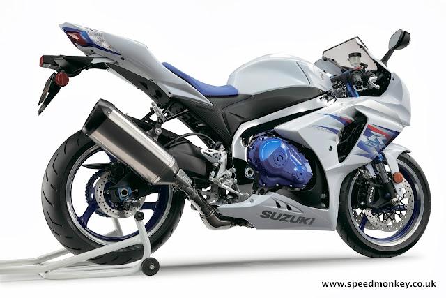 Suzuki GSX-R 1000 ZSE