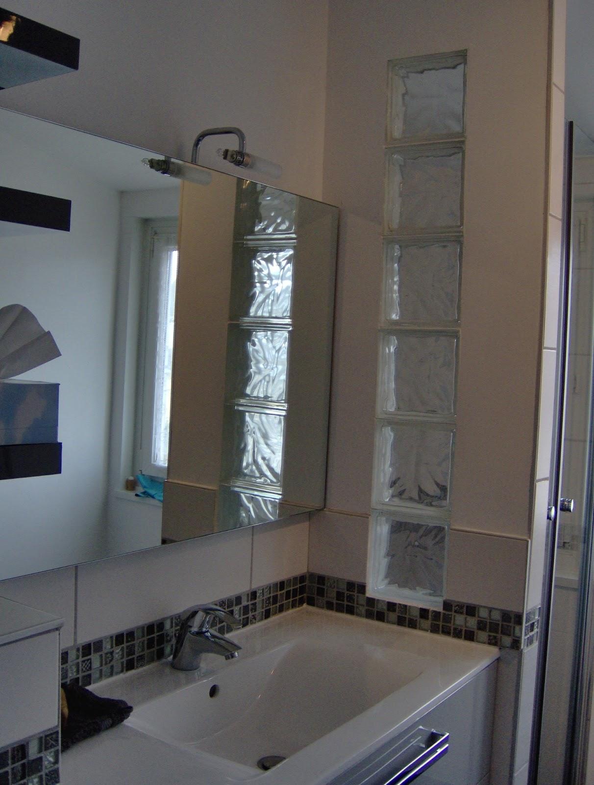 Frise Salle De Bain Mosaique : Frise Salle De Bain Mosaique : Salle De Bain Frise Rouge Faience Salle …