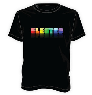 Koszulka electro