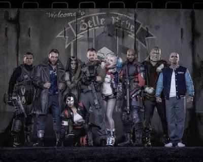 About DCs Suicide Squad