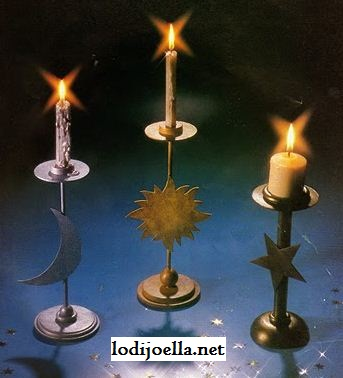 Carton Ideas Candelabros