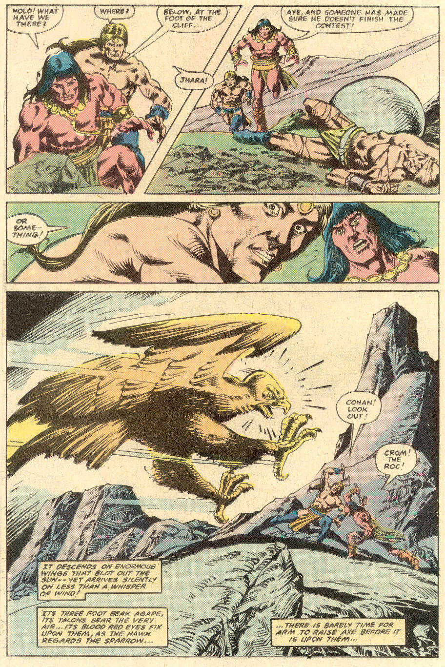 Conan the Barbarian (1970) Issue #132 #144 - English 20