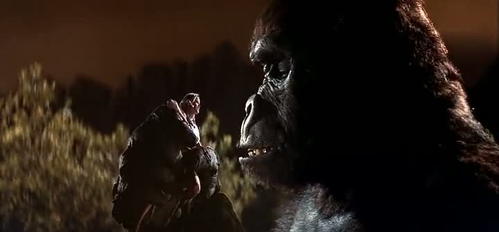 King Kong (1976) Full Hindi Dubbed Movie 300MB Compressed PC Movie Free Download