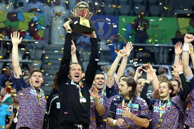 BALONMANO - IHF Super Globe 2015 (Doha, Qatar). El Füchse Berlín es el nuevo campeón del mundo de clubes
