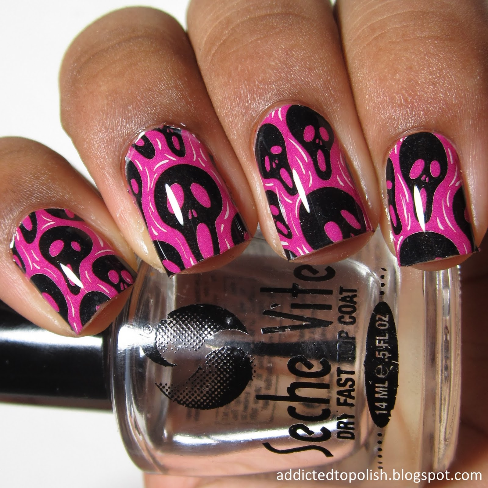 omg-nail-strips-pink-scream