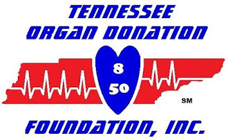 Please Visit the Tennessee Organ Donation Foundation's Website By Clicking on Their Logo Below