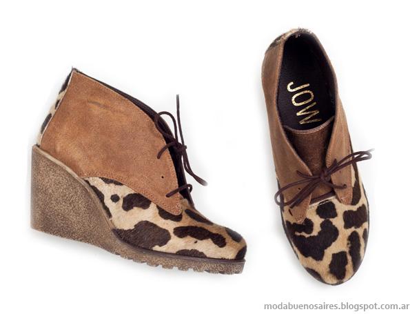 Zapatos Jow otoño invierno 2013