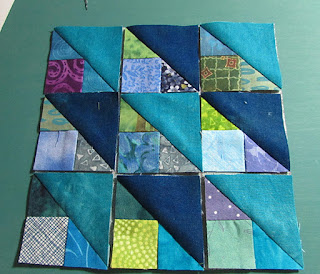 Joan Ford Scrap Quilt Challenge Block Tutorial