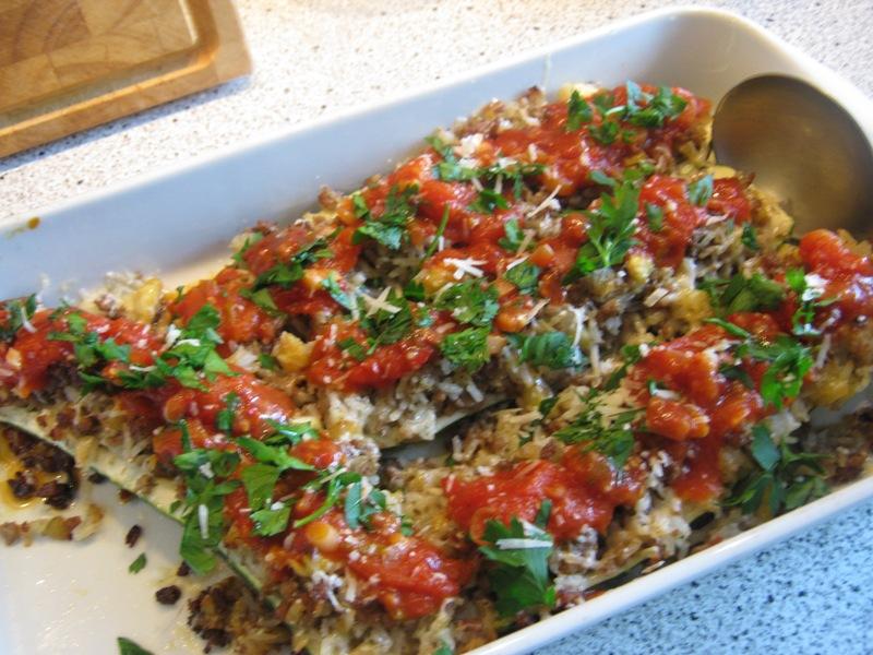 opskrift på blandet salat