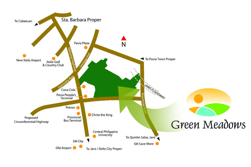 Green Meadows Iloilo By Sta Lucia Realty And Development