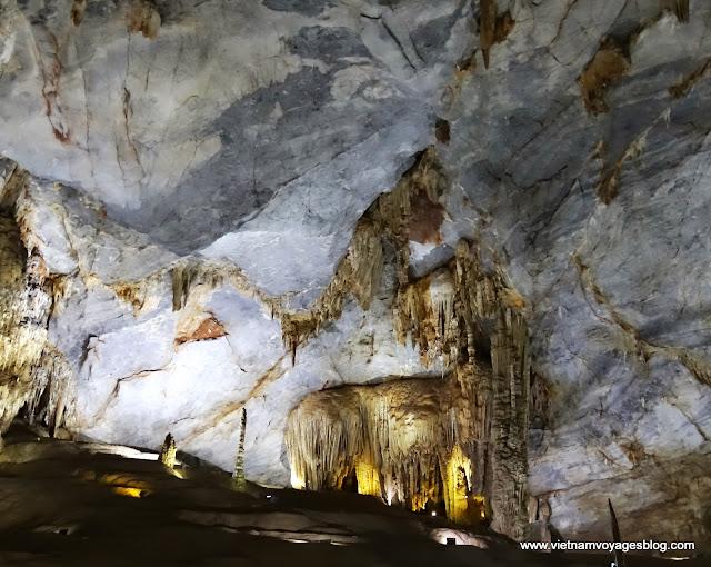 La grotte Thien Duong, Quang Binh - Palais Royal souterrain