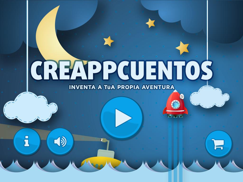 CreAppcuentos,una app android para crear cuentos infantiles