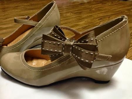 zapatos Feminine Cafe