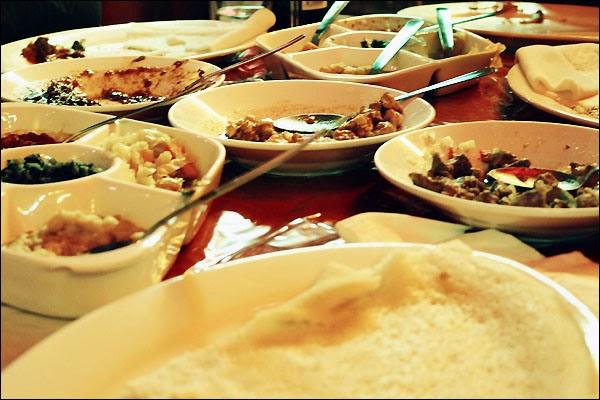 Abyssinian Ethiopian Restaurant