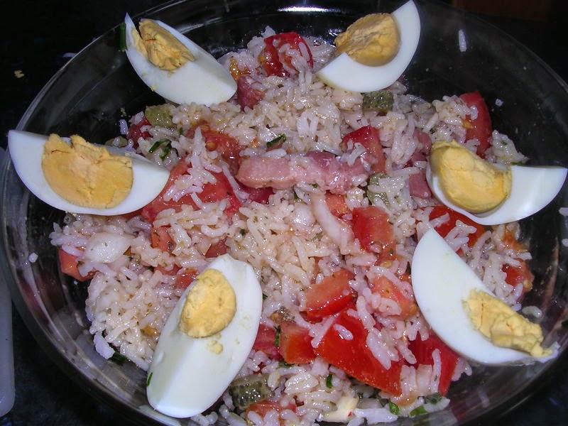 Recette de Salade de riz au thon