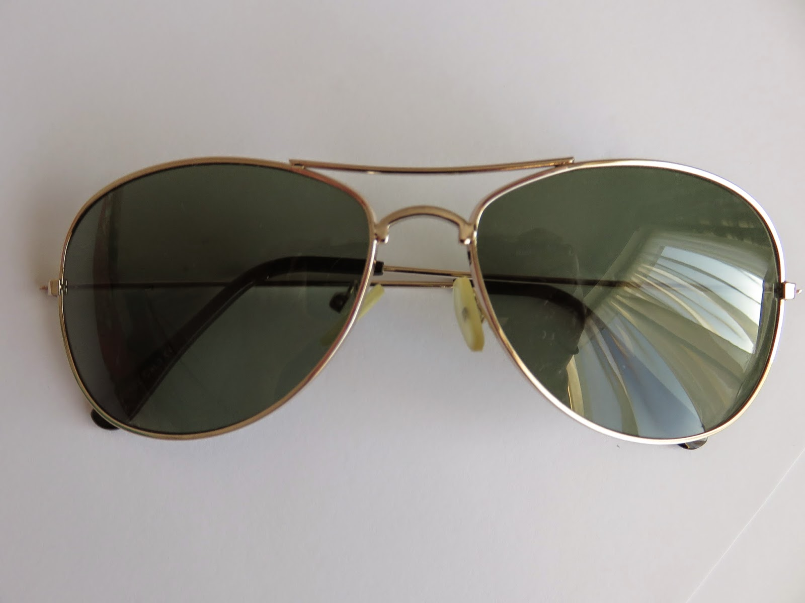 pilotenbril aviator sunglasses ray ban