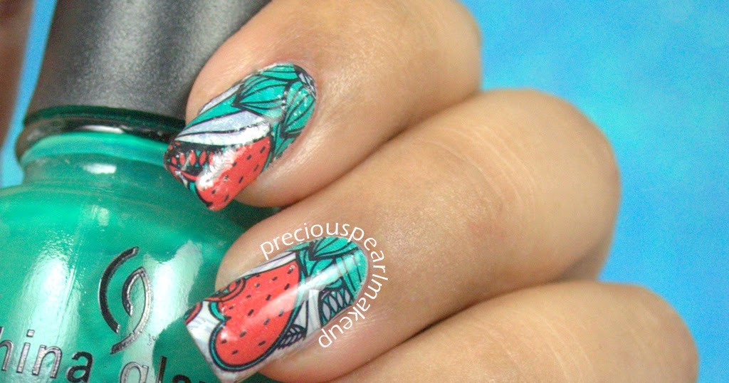 Preciouspearlmakeup Born Pretty Store Nail Water Decals