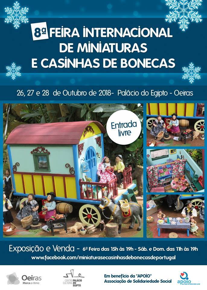 8ª Feira Internacional Miniaturas e