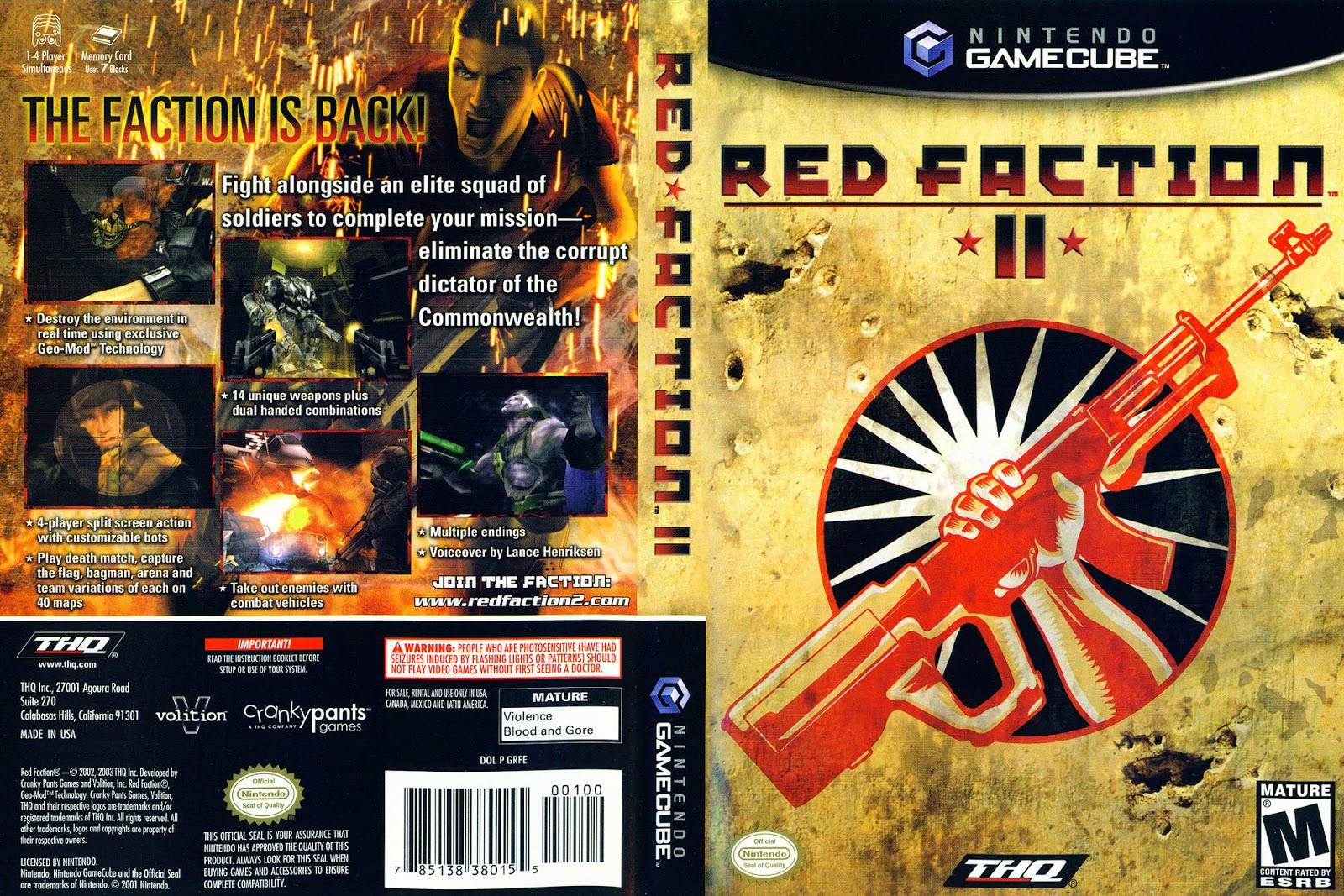 تحميل لعبة Red Faction 2 برابط واحد وبدون تثبيت