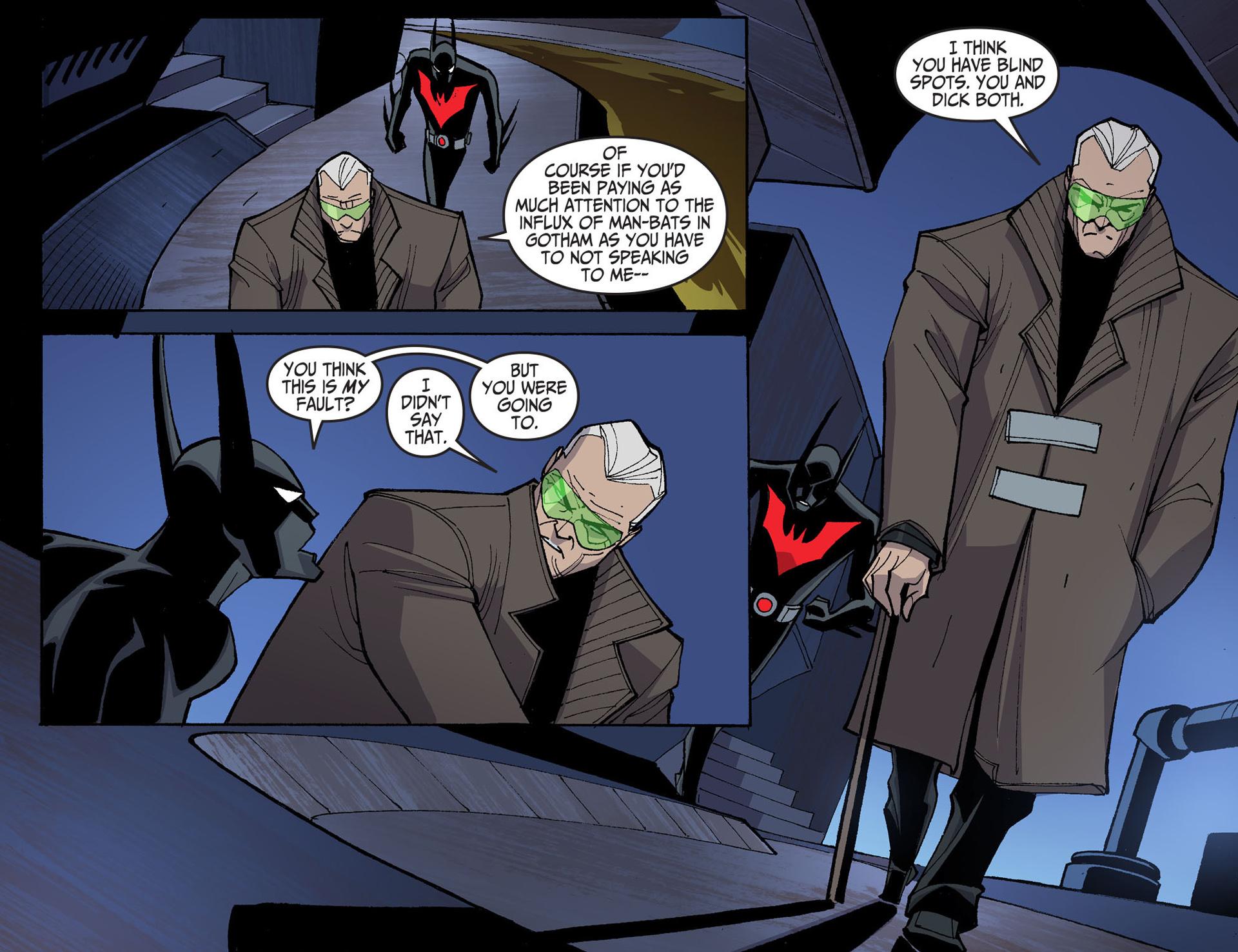 Batman Beyond 2.0 #11 #30 - English 16