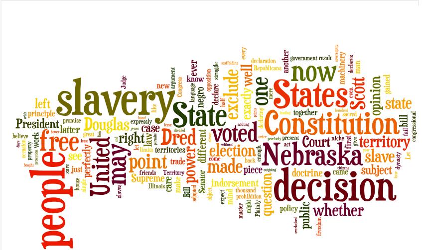 House Divided   Lincoln: Rhetorical Model