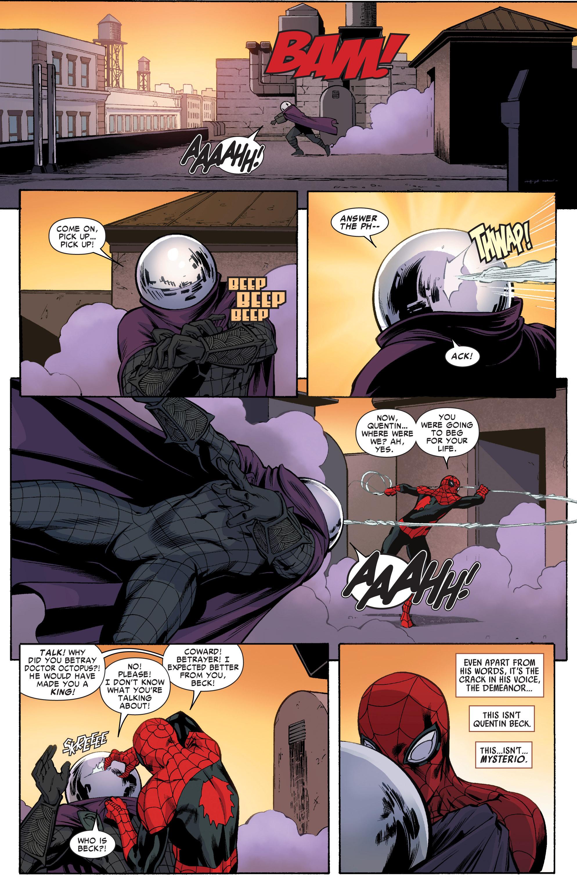 Avenging Spider-Man #23 #25 - English 8