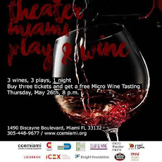 Micro Theater Miami Play and Wine