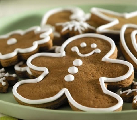 Enjoy Some Family Holiday Fun With the Gingerbread Man!