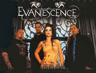 Banda gótica Evanescence