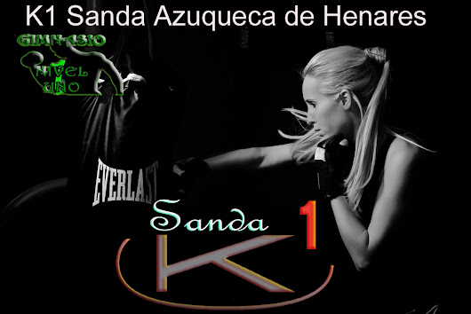 k1 Boxeo Azuqueca de Henares, Gimnasio Nivel Uno, GrandMaster Senna Kick Boxing Chino.