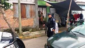 Policías de seguridad pública hacen abuso de autoridad y uso de prepotencia solapados por JITM
