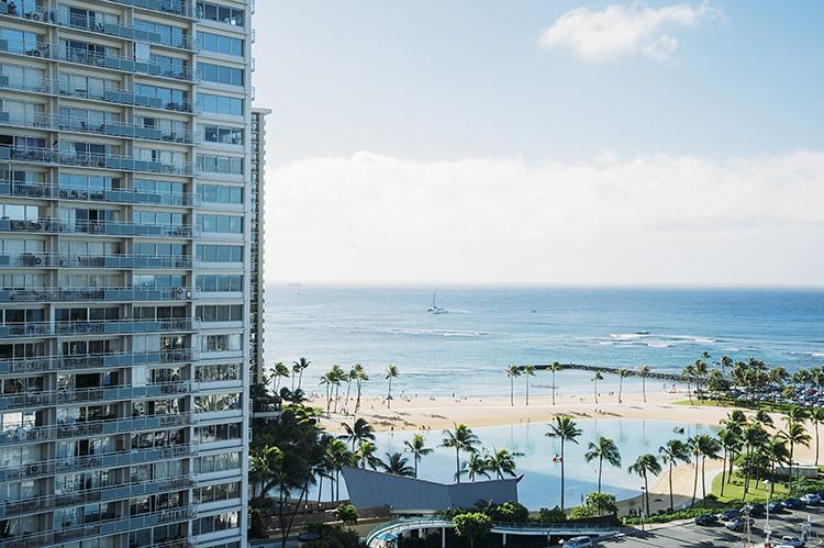 Waikiki Hawaii Hotel