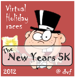 The New Years Virtual 5K