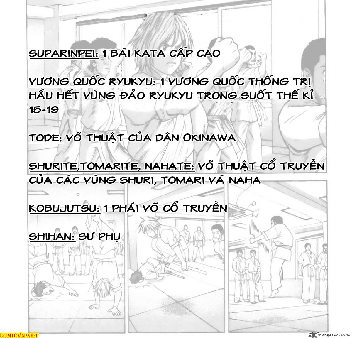Karate Shoukoushi Kohinata Minoru chap 43 Trang 4