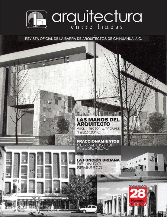 ivan minjarez arquitectura publicaciones On revistas sobre arquitectura