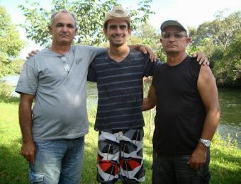 Pai Filho e Irmão - Padrim