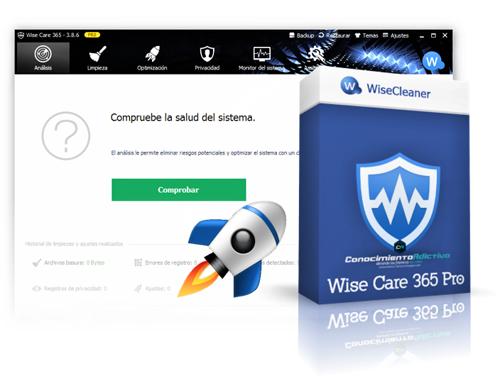 Wise Care 365 Gratis